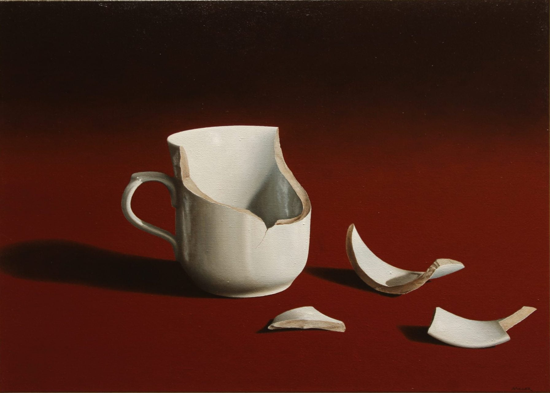A Teacup In A Storm